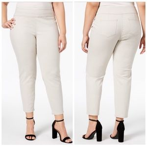Charter Club Pull On Skinny Ankle Pants Size 20W
